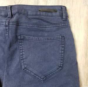 Zara Jeans - ZARA basic Jeans With zippers Size 6